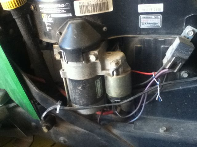 Starter Problem On A 160  - Mytractorforum Com